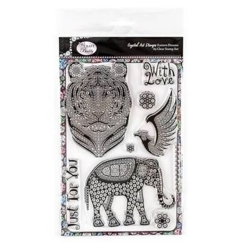 Crystal Art Crystal Art Stamp Set Eastern Dream CCST4