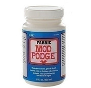 Mod Podge Fabric