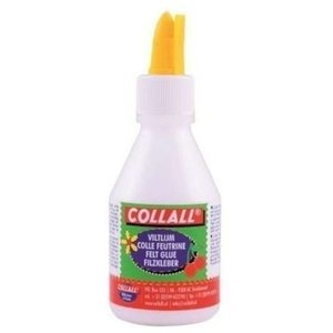 Collall Collal Viltlijm Wit 100 ML