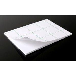Foamboard zelfklevend A5 wit 3 mm 1 stuks