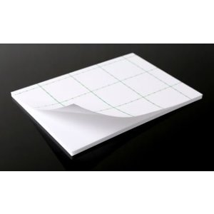 Foamboard zelfklevend A4 wit 3 mm dik 1 stuks