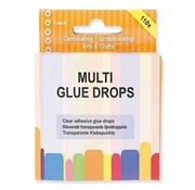 JeJe Multi glue drops 110 stuks 4 mm 3.3154