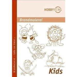 Hobbyring Houtbranden voorbeelden Kids
