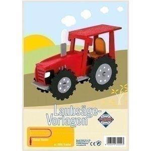 Pebaro Pebaro figuurzaag patroon tractor