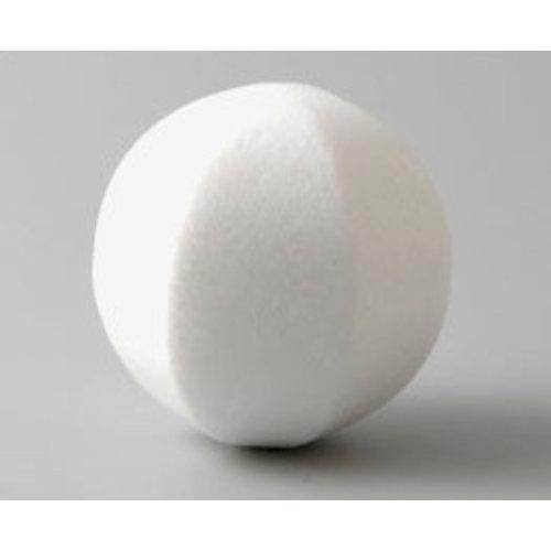 Styropor bal 100 mm 6-hoekig