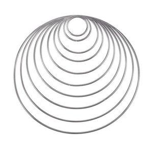 Metalen Ringen 30 cm 5 stuks