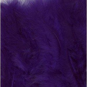 Marabou Knutselveren 8,5-12,5 cm 15 stuks Paars