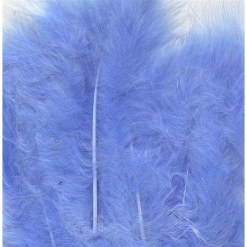 Marabou Knutselveren 8,5-12,5 cm 15 stuks Blue