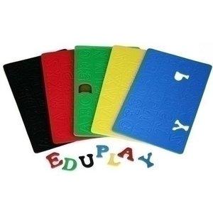 Eduplay Foamen letters
