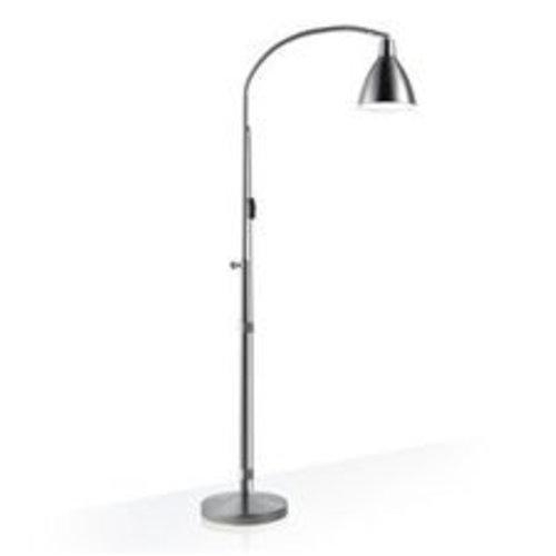 Daylight Daylight Flexi Vision vloerlamp zilver E31067