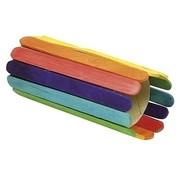 IJslolliestokjes gekleurd klein 50 stuks