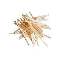 Houten Sticks, knutselhoutjes 650 stuks
