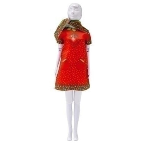Dress your Doll Dress your Doll Twiggy Strawberry