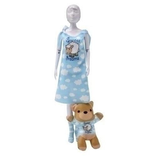 Dress your Doll Dress your Doll Sleepy Sweet Dreams