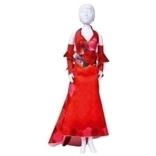 Dress your Doll Dress your Doll Mary Red Roses