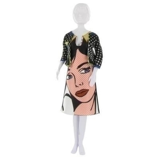 Dress your Doll Dress your Doll Lizzy Pop Art