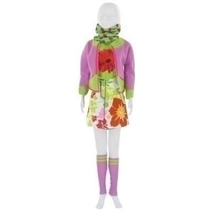 Dress your Doll Dress your Doll Candy Flower