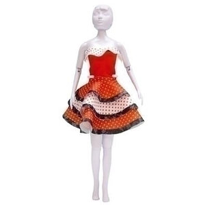 Dress your Doll Dress your Doll Maggy Flamengo