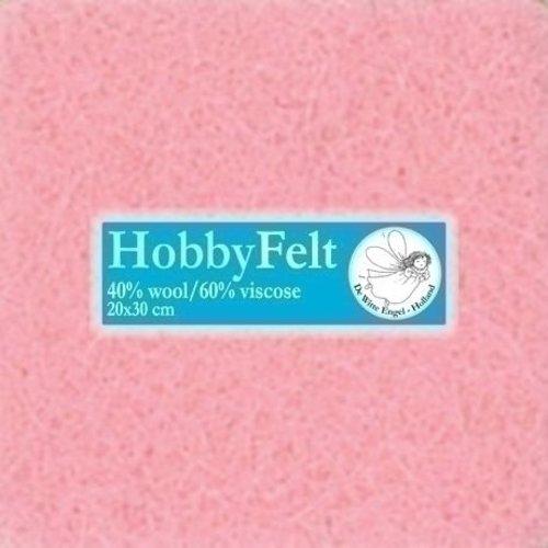 De Witte Engel Hobbyvilt 20 x 30 cm Roze