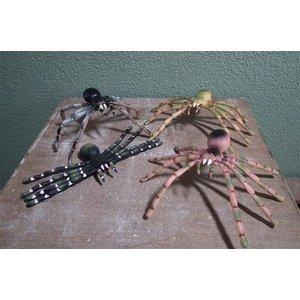 Spin met buigbare poten 7 x 16 cm