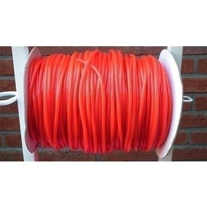 Springtouw per meter rood