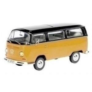 Volkswagen bus T2A Luxusbus geel zwart