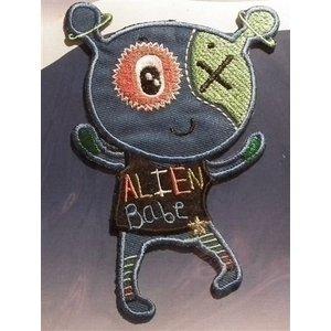 Applicatie Alien Babe 0147847