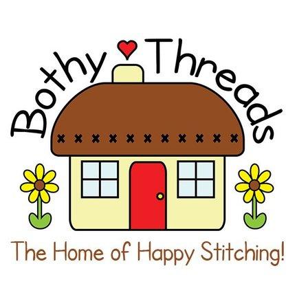 bothy threads borduurpakket