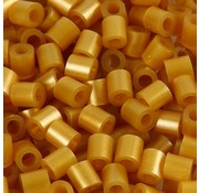 Nabbi Nabbi midi strijkkralen goud 6000 stuks