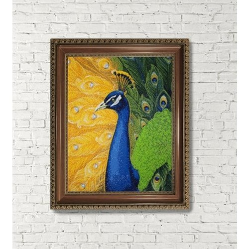 Wizardi Wizardi Diamond Painting Pauw WD313