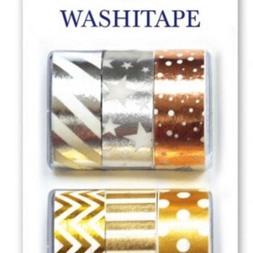 Washi Tape | Washi Tape Kopen > Gekleurde Tape
