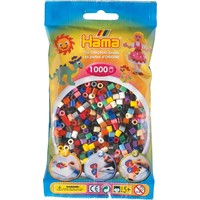 Hama Strijkkralen 0067 Gemengd 1000 st.