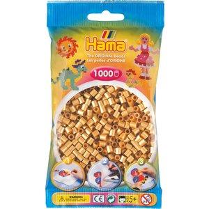 Hama Hama Strijkkralen 0061 Goud 1000 st.