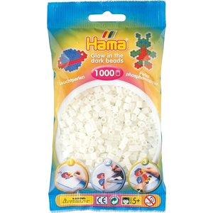 Hama Hama Strijkkralen 0055 glow 1000 st.