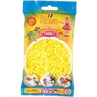 Hama Strijkkralen 0043 geel pastel 1000 st.