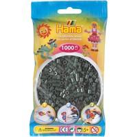 Hama Strijkkralen 0028 donkergroen 1000 st.