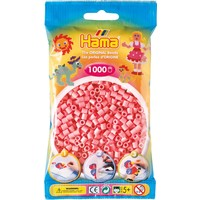 Hama Strijkkralen 0006 roze 1000 st.
