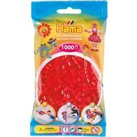 Hama Strijkkralen 0005 rood 1000 st.