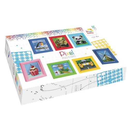 PixelHobby Pixelhobby Geschenkverpakking Tijger 31314