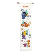 Vervaco borduurpakket groeimeter Nemo 0014858