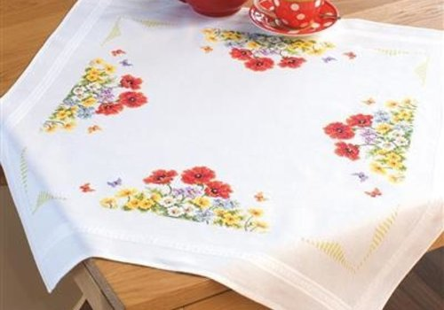 borduurpakket tafelkleed