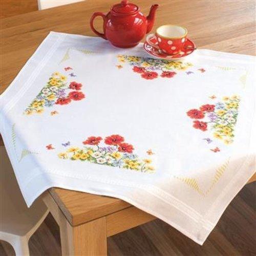 Tafelkleed borduren