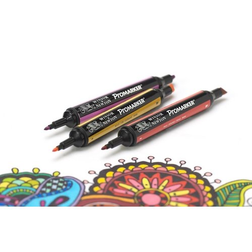 Promarkers Winsor and Newton