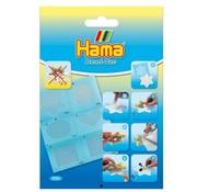 Hama Hama midi strijkkralen anti slip matjes