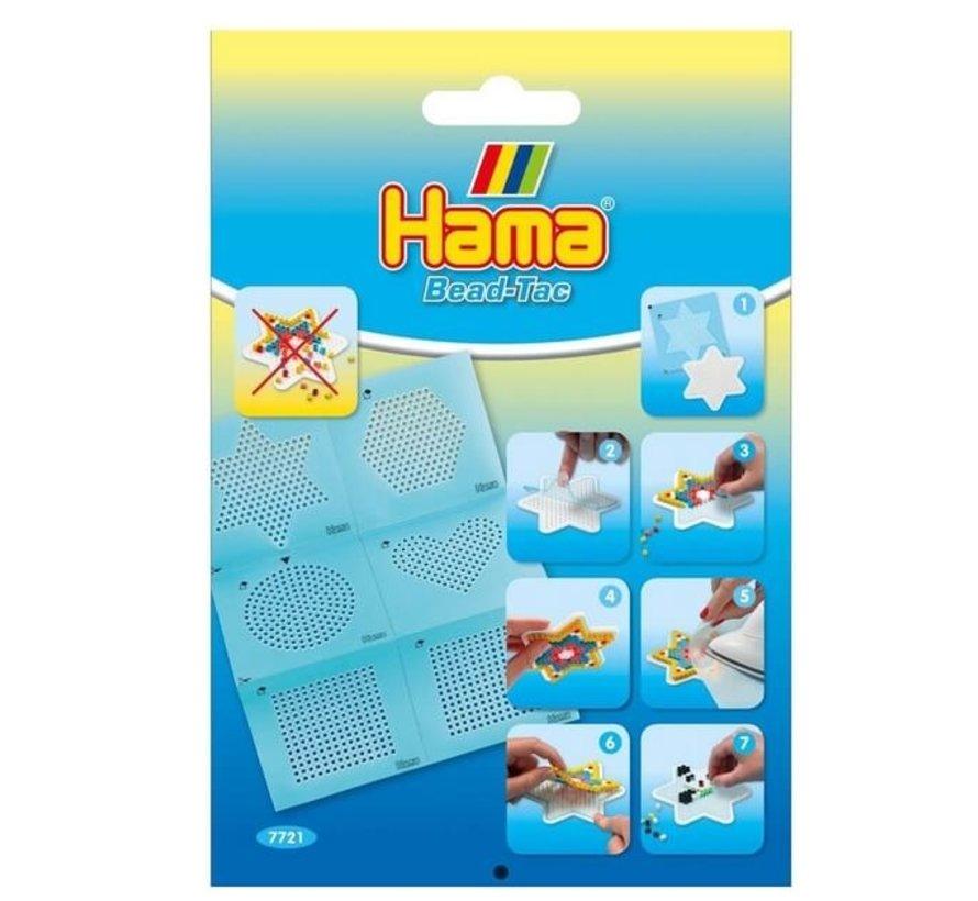 Hama midi strijkkralen anti slip matjes | Hama Bead Tac