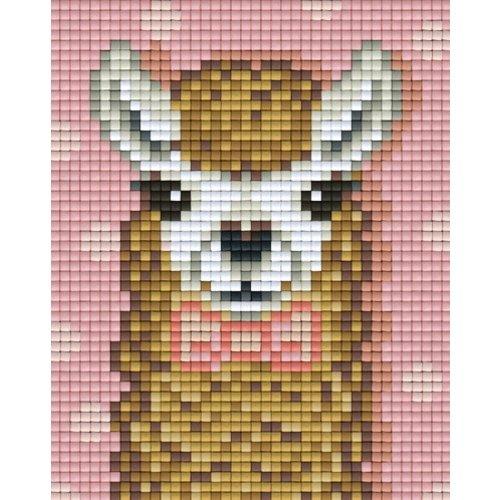 PixelHobby Pixelhobby patroon 801440 Alpaca
