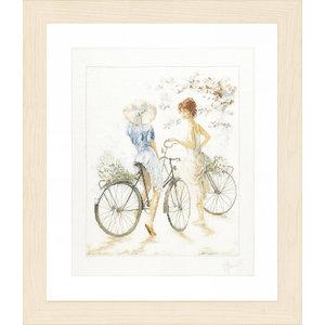 Lanarte Lanarte Telpakket Meisjes op de fiets 0007949