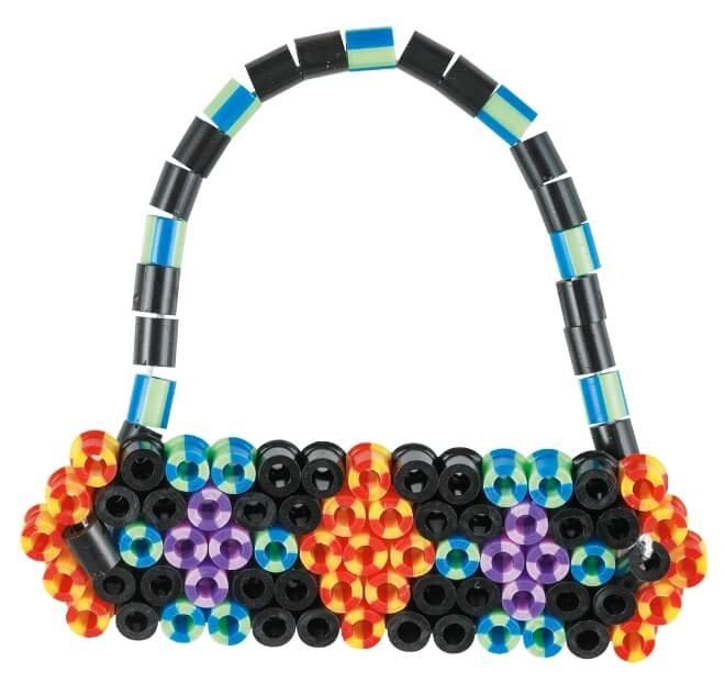 voorbeeld strijkkralen sieraden