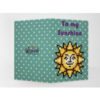 Diamond Painting Kaart To My Sunshine WC0295
