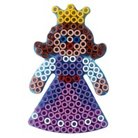 Hama Maxi strijkkralen grondplaat Prinses 8223